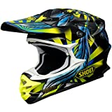 X-Large : Shoei Grant 2 VFX-W Off-Road/Dirt Bike Motorcycle Helmet - TC-3 / X-Large