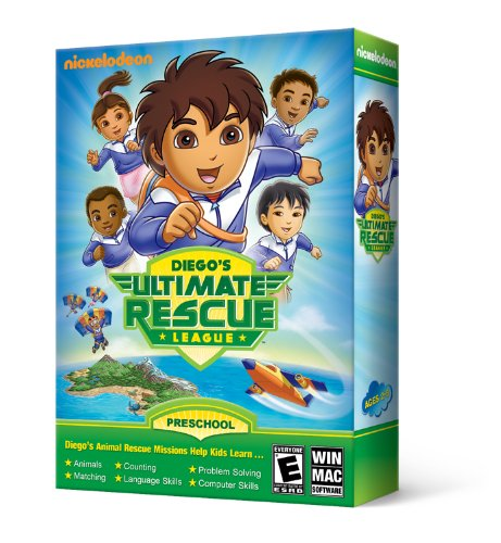 Go Diego Go! Ultimate Rescue League for sale  Delivered anywhere in Canada