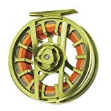 Orvis Hydros SL III Citron Fly Fishing Reel Review
