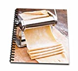 3dRose db_208065_2 Pasta Machine with Dough, South Africa. Memory Book, 12 by 12''