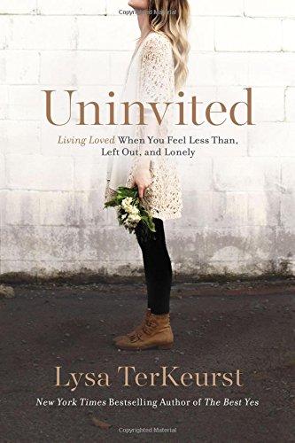 Uninvited ISBN-13 9781400205875