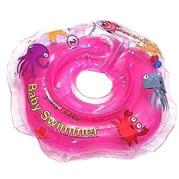 Baby Flotador TÜV GS Cuello Flotador (Tallas 3 – 12 kg (0 – 24 Meses) Flotador para bebé de natación Anillo de baño Ayuda schwi mmtra Iner en ...