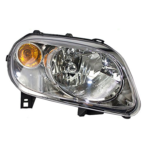 Passengers Headlight Headlamp Replacement for Chevrolet 15827442 (Assembly Headlight Hhr)
