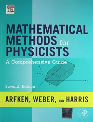 buy mathematical methods for physicists book online at low prices in rh amazon in arfken mathematical methods for physicists 6th edition solutions manual pdf mathematical methods for physicists arfken 6th edition solution manual pdf