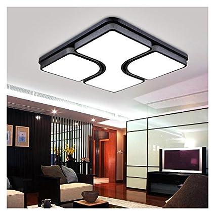 Lámpara de Techo LED HomeLava Lámpara LED 24W Iluminación ...