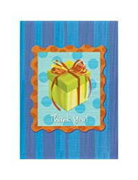 thank you card wrap it up 8ct BOBEBE Online Baby Store From New York to Miami and Los Angeles
