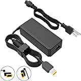 65W 45W AC Adapter Laptop Charger for Lenovo ThinkPad T540P T450 T450s W550s X1 Carbon IdeaPad Yoga 2 11 13 2 Pro Chromebook N20 N20P 20V 3.25A Power Supply Cord(Cusod)