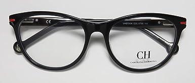 Amazon.com: Eyeglasses Carolina Herrera VHE 730 N 0700 ...