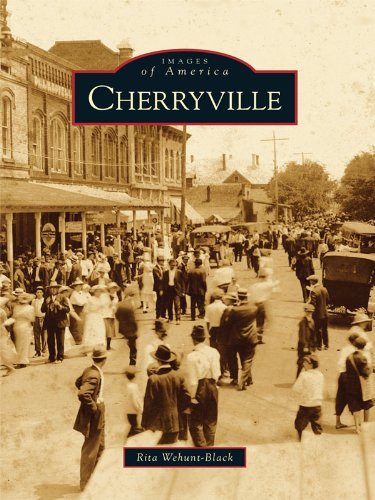 Cherryville (Images of America)