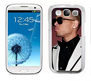 Chris Brown cas adapte Samsung Galaxy S3 I9300 couverture coque rigide de protection (2) mobile phone case cover by runtopwell