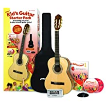Alfred's Kid's Guitar Course Starter Pack (Acoustic Edition): Everything You Need to Play Acoustic Guitar Today!, Starter Pack