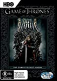 Game of Thrones - Season 1 DVD (5 Disc Set)