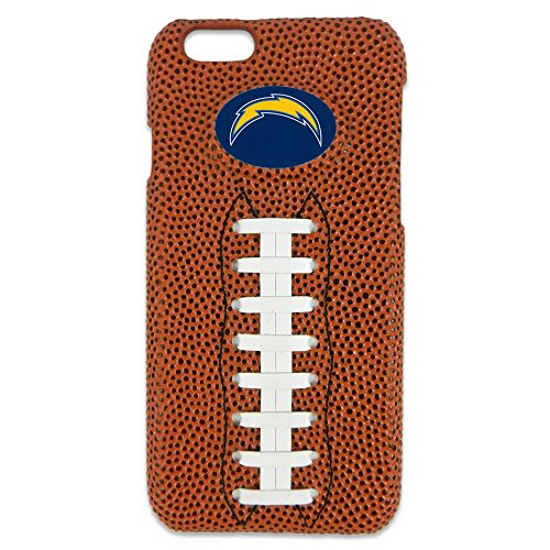 (GameWear NFL San Diego Chargers Classic Football iPhone 6 Case, Brown)