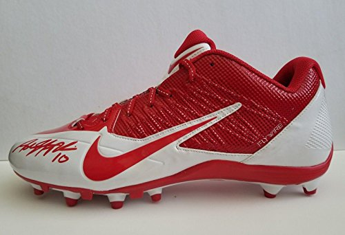 Adam Humphries Autographed Signed Nike Cleat Tampa Bay Buccaneers – JSA Certified – Autographed NFL Cleats