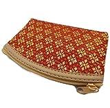 Urairak Coin Wallet Zipper Bag - Handbag Orange