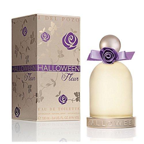 Jesus Del Pozo Halloween Fleur Eau De Toilette for women 3.4 oz