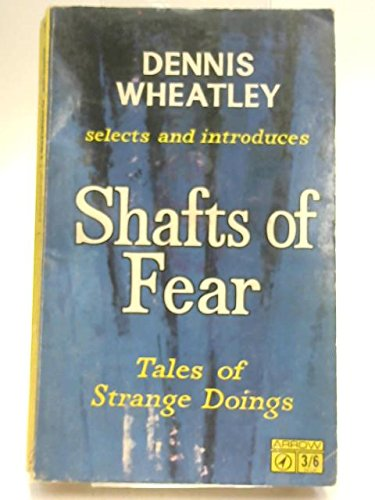 Shafts Of Fear: Tales Of Strange - Arrow Shafts Select