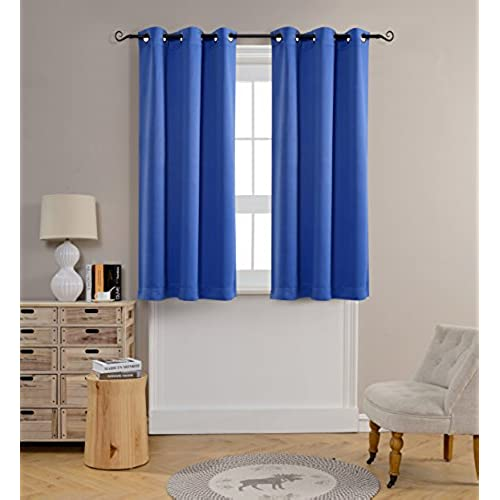 Blue Kid\'s Bedroom Curtains: Amazon.com
