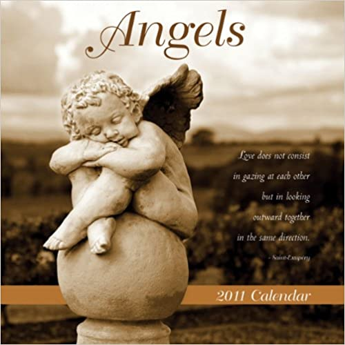 2011 Angels - Mini Calendar
