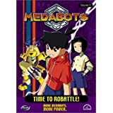 Medabots - Time to Robattle (Vol. 3) by Section 23
