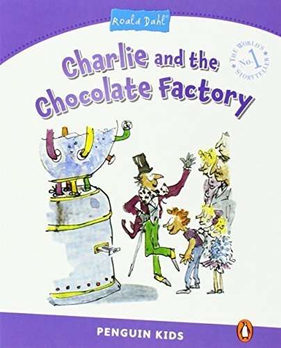 Melanie Chocolate - Penguin Kids 5 Charlie and the Chocolate Factory (Dahl) Reader (Penguin Kids (Graded Readers)) by Melanie Williams (2014-09-11)