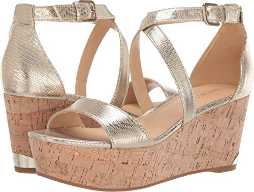 Nine West Women's Violet Gold 9 M US