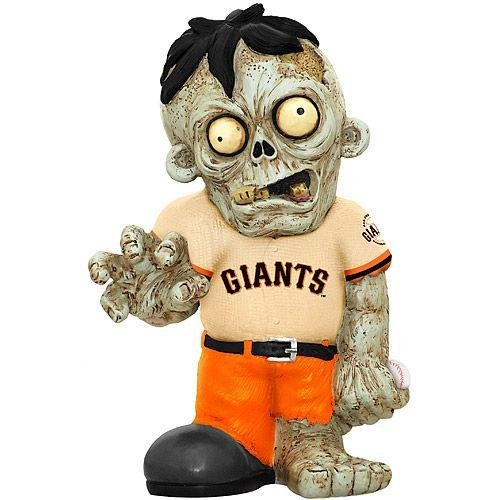 (San Francisco Giants Resin Zombie Figurine)