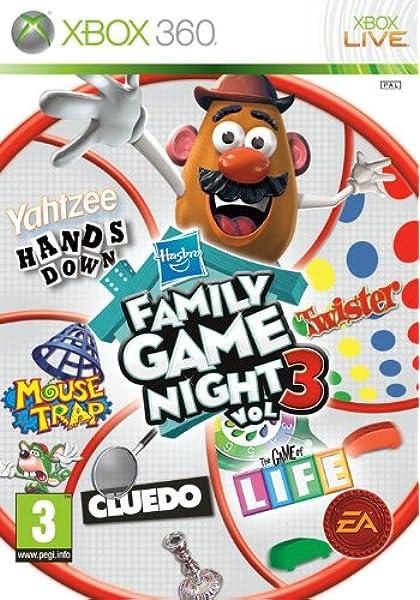 Hasbro Family Game Night 3 (Xbox 360) [Importación inglesa]: Amazon.es: Videojuegos