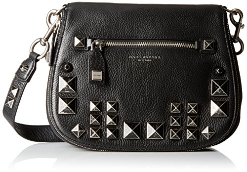 Recruit Saddle Bag Studs Marc Black Chipped Jacobs fqIwxB