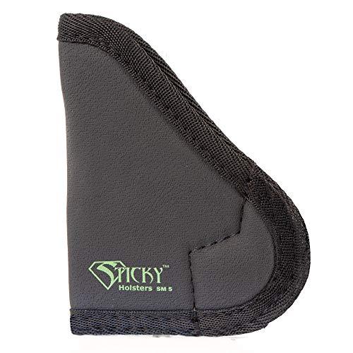 Sticky Holsters SM5 Gun Belts, Black, Small