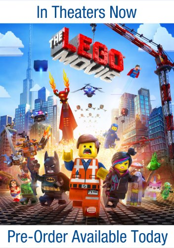 The LEGO Movie (2014) (Movie)