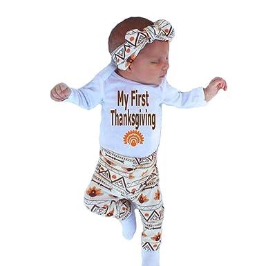 Amazon.com: Juego de 4 piezas de ropa para recién nacido ...