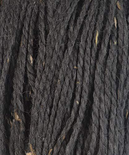 (Grande Tweed Baby Alpaca Yarn - #403 Grey)