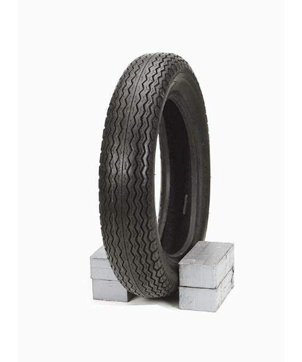 Duro HF317 Tire - Front - 3.25-19 , Position: Front, Tire Size: 3.25-19, Rim Size: 19, Tire Ply: 4, Tire Type: Street, Tire Application: Cruiser 25-31719-325TT 4333046354