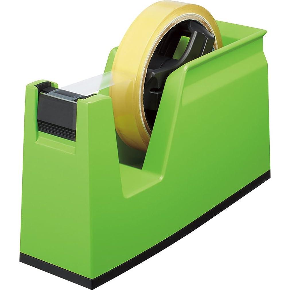 環境保護主義者シェーバーダーリンニチバン セロテープ 小巻 カッターつき CT-15DRP ピンク