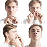 WoodyKnows Ultra-Thin Nasal Dilators