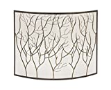 Deco 79 44544 Metal Fire Screen