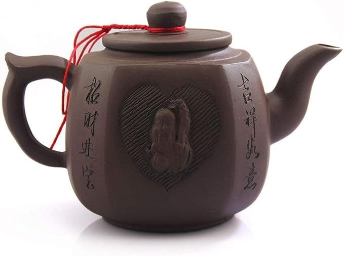 Handmade Yixing Zisha Clay Teapot F0789 160ml