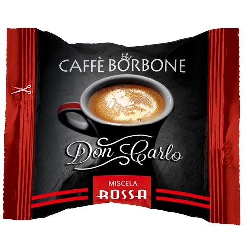 422 opinioni per Caffè Borbone Don Carlo Caffè in Capsule, Confezione da 100 Capsule, Miscella