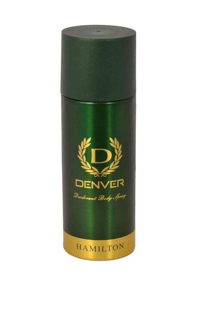 Denver Hamilton Deodorant Body Spray 165Ml.