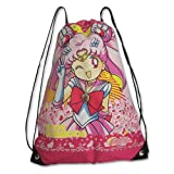 Cheap Sailor Moon Chibimoon Cinch Drawstring Bag
