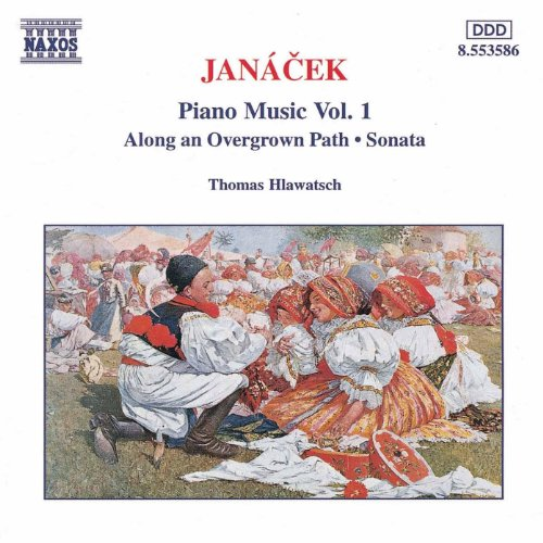 Janacek: Along An Overgrown Path / Piano Sonata, 'From The Street'