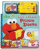 Elmo and Friends Picture Stories, Farrah McDoogle, 0794413110