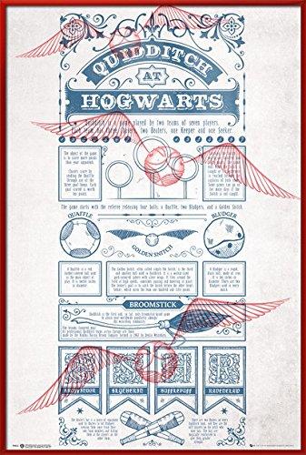 Amazon.com: Harry Potter – Póster de la película/Imprimir ...