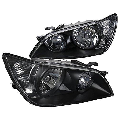 Spec-D Tuning LH-IS30001JM-RS Black Headlight (Euro) ()