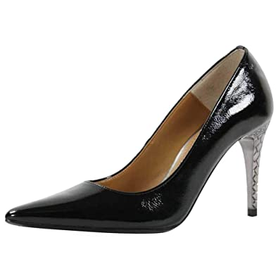 981a0576c9 J.Renee Womens Maressa Black Pump - 5 M