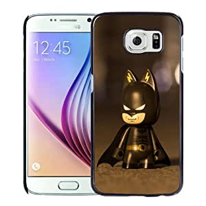 Fashionable Custom Designed Cover Case Samsung Galaxy S6 With Batman Doll Phone Case Cover