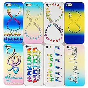 DUR Gradual Change Series Back Case for iPhone4/4S(Assorted color) , 2#