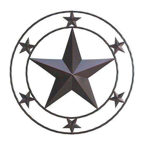 Iron Star Wall - 4