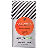 Amazonfresh Colombia Ground Coffee Medium Review